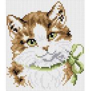 """Набор для выкладывания мозаики Белоснежка """"Кошка Алиса"""""""