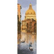 """Набор для вышивания крестом Heritage """"Венеция"""""""