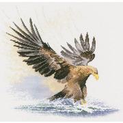 """Набор для вышивания крестом Heritage """"Орёл в полёте"""""""