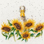 """Набор для вышивания крестом Bothy Threads """"Sunshine"""" (Подсолнухи)"""