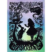 """Набор для вышивания крестом Bothy Threads """"Alice in Wonderland"""" (Алиса в Стране Чудес)"""