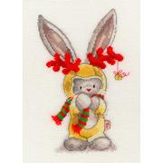 """Набор для вышивания крестом Bothy Threads """"Rudolf"""" (Рудольф)"""