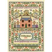 """Набор для вышивания крестом Bothy Threads """"Country Cottage"""" (Загородный коттедж)"""