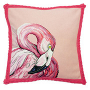 """Набор для вышивания крестом Марья искусница """"Фламинго"""""""