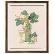 """Набор для вышивания крестом Eva Rosenstand """"Белое вино"""""""