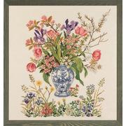 """Набор для вышивания крестом Eva Rosenstand """"Тюльпаны"""""""