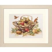 """Набор для вышивания крестом LANARTE """"Summerfruit"""""""