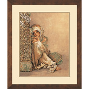 """Набор для вышивания крестом LANARTE """"Арабская женщина"""""""