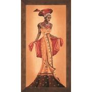 """Набор для вышивания крестом LANARTE """"Африканская мода"""""""