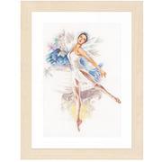 """Набор для вышивания крестом LANARTE """"Балерина"""""""