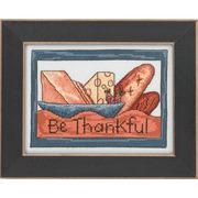"Набор для вышивания MILL HILL ""Будь благодарен"""