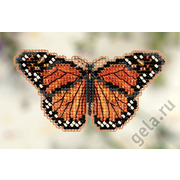 "Набор для вышивания MILL HILL ""Бабочка Монарх"""