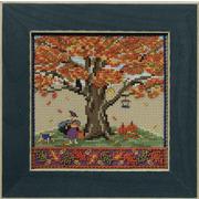 "Набор для вышивания MILL HILL ""Осенний дуб"""