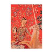 """Набор для вышивания крестом Thea Gouverneur """"Дама и Единорог"""""""