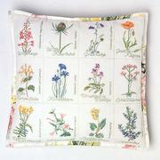 """Набор для вышивания крестом Thea Gouverneur подушки """"Полевые цветы"""""""