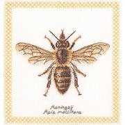 """Набор для вышивания крестом Thea Gouverneur """"Медоносная пчела"""""""