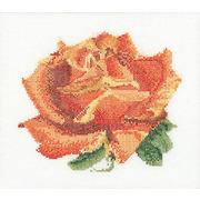 "Набор для вышивания крестом Thea Gouverneur ""Красная роза"""