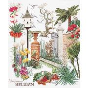 """Набор для вышивания крестом Thea Gouverneur """"Хелиган сада"""""""