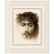 """Набор для вышивания крестом Vervaco """"Иисус"""""""
