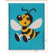 """Набор для вышивания крестом Vervaco """"Пчёлка"""""""