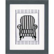 """Набор для вышивания крестом Vervaco """"Кресло"""""""