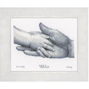 """Набор для вышивания крестом Vervaco """"Руки"""""""