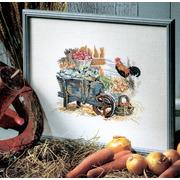"""Набор для вышивания крестом Oehlenschlager """"Петушок"""""""