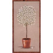 """Набор для вышивания крестом Oehlenschlager """"Ромашки на дереве"""""""