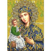 """Набор для вышивания бисером Вышиваем бисером """"Богородица Иерусалимская"""""""