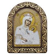 """Набор для вышивания бисером Nova sloboda """"Образ Пр Св.Богородицы Утоли моя печали"""""""
