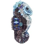 """Набор для вышивания бисером Crystal Art """"Морской конёк"""""""