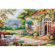 """Набор для вышивания крестом Белоснежка """"Цветущий сад"""""""