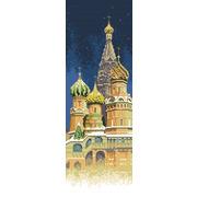 """Набор для вышивания крестом Белоснежка """"Покровский собор"""""""