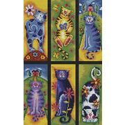 """Набор для вышивания крестом Белоснежка """"Коллекция кошек"""""""