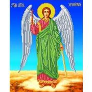 """Канва/ткань с нанесенным рисунком Каролинка """"Ангел Хранитель"""""""