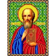 """Канва/ткань с нанесенным рисунком Каролинка """"Святой Иоанн"""""""