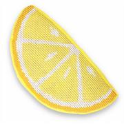 """Набор для вышивания крестом Luca-S подушка """"Лимон"""""""