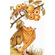 """Набор для вышивания крестом Luca-S """"Дикая яблоня"""""""