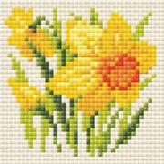 """Набор для выкладывания мозаики Риолис """"Нарцисс"""""""