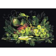 """Набор для выкладывания мозаики Риолис """"Натюрморт с лимоном"""""""