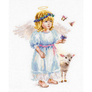 """Набор для вышивания крестом Алиса """"Светлый ангел"""""""