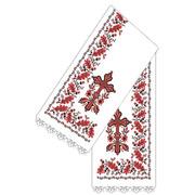 Набор для вышивания крестом Каролинка Божник. Рушник 1,4 м