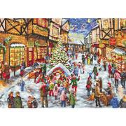 """Набор для вышивания крестом Letistitch """"Christmas Eve"""""""
