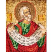"""Набор для вышивания бисером Радуга бисера (Кроше) """"Святой Пророк Наум"""""""