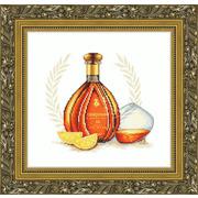 """Набор для вышивания крестом Русский фаворит """"Курвуазье"""""""