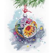 """Набор для вышивания крестом Овен """"Новогоднее настроение"""""""