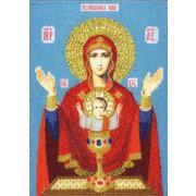 """Набор для вышивания бисером Золотое Руно """"Икона Божией Матери Неупиваемая Чаша"""""""