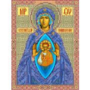 """Набор для вышивания бисером Матрёнин посад """"Богородица Помощница в родах"""""""