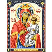 """Набор для вышивания бисером Матрёнин посад """"Богородица Избавительница"""""""