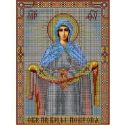 """Набор для вышивания бисером Матрёнин посад """"Богородица Покрова"""""""